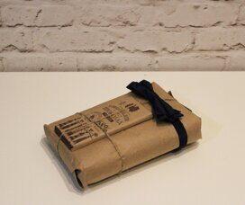 МП1 Эксклюзивный мужской подарок-сюрприз в крафт упаковке